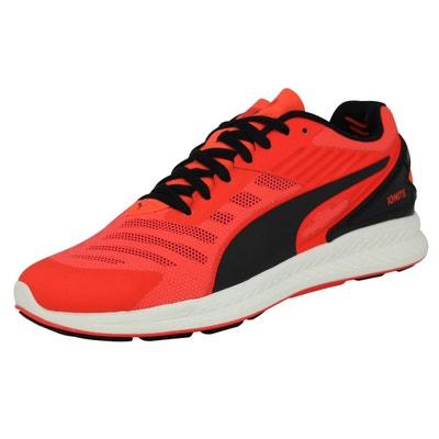 3523984db7 Puma IGNITE V2 Chaussures Mode Running Homme Rouge PUMA