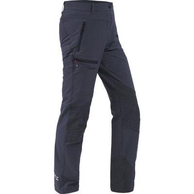 2bb1bb48b4 Pantalon randonnée avec renforts version jambes courtes pour Femme (version  jambes courtes) Pantalon randonnée