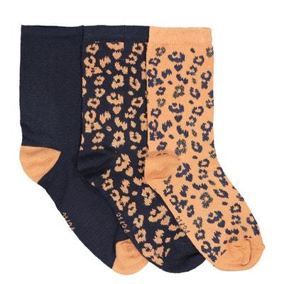Set van 3 paar sokken 23/26-35/38 Set van 3 paar sokken 23/26-35/38 LA REDOUTE COLLECTIONS