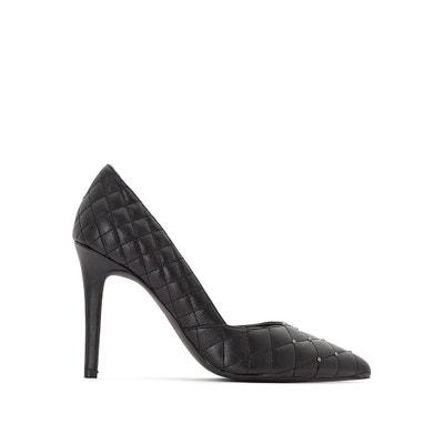 3ca037d9f Sapatos efeito acolchoado com tachas LA REDOUTE COLLECTIONS
