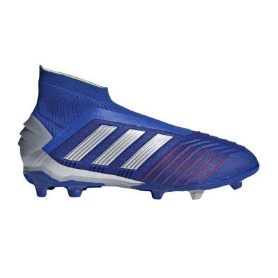 buy online d10a8 4b5c6 Chaussures football Predator 19+ FG Bleu adidas Performance