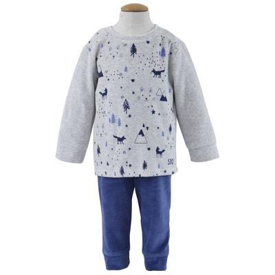 bacd8d9a73703 Pyjama, robe de chambre garçon en solde SUCRE D'ORGE | La Redoute
