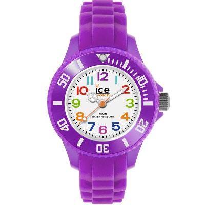 2686bd3035723 Montre en Silicone Violet Montre en Silicone Violet ICE WATCH
