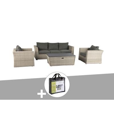 Ensemble table, chaise de jardin en solde HESPERIDE | La Redoute