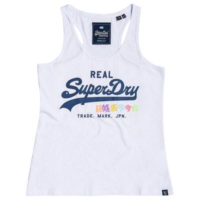 9d2b793a193c5 T-shirt femme Superdry