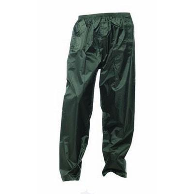 8702b29e1 Pantalon large polyester vert | La Redoute