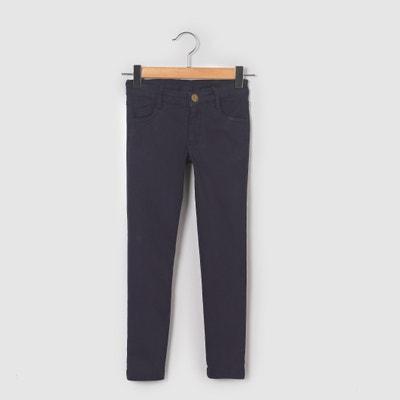 457aaf6eed8a2 Pantalon 5 poches 3-12 ans Pantalon 5 poches 3-12 ans LA REDOUTE