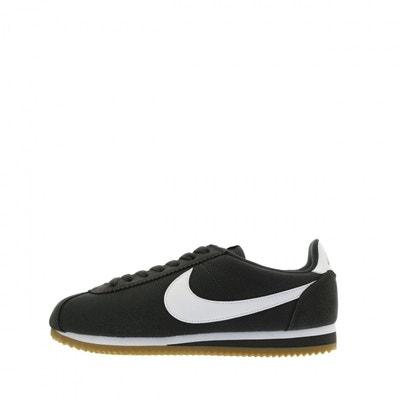 buy online 3a260 55493 Baskets Nike Cortez Basic Nylon - Ref. 807472-013 Baskets Nike Cortez Basic  Nylon