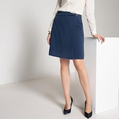 Short Stretch Twill Pencil Skirt Short Stretch Twill Pencil Skirt ANNE WEYBURN