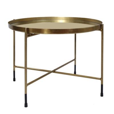 1b859d8247f Table basse ronde Dusti laiton RENDEZ VOUS DECO