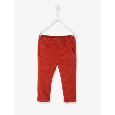 Pantalon Pantalon La Rouge La Pantalon Redoute Velours Velours Velours Redoute Rouge nw7qawYAr