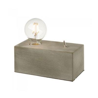 Lampe Design Bois La Redoute