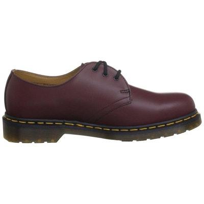 d32c99c43b420 chaussures à lacets cuir DR MARTENS