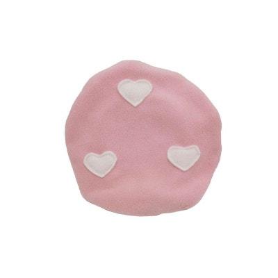 Béret polaire rose, fille 0-1 mois Béret polaire rose, fille 0- c18c42c156b