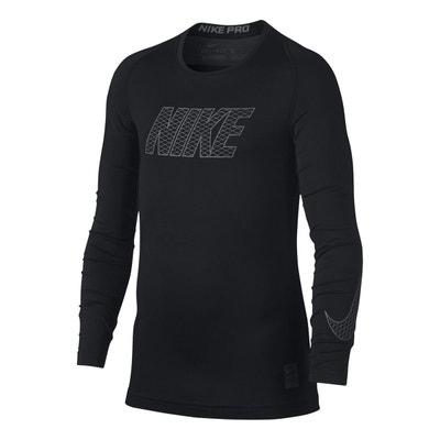 5ac21e8480c21 Tee shirt manche longue garçon - Vêtements enfant 3-16 ans Nike