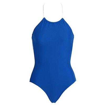 Maillot de bain une pièce post opératoire avec poches pour prothèses  mammaires GARANCE 4d441f48702