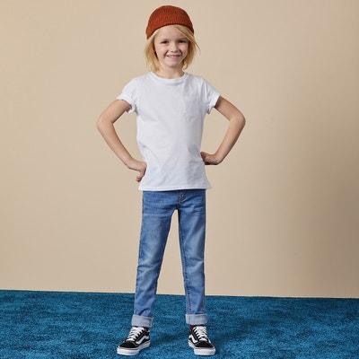 Slim jeans 3-12 jr Slim jeans 3-12 jr LA REDOUTE COLLECTIONS