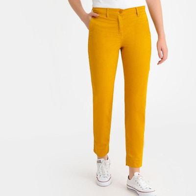 gros en ligne bonne vente New York Pantalon jaune femme   La Redoute