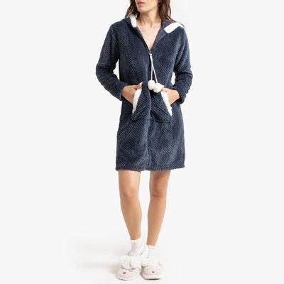 Robes De Chambre Avec Zip La Redoute