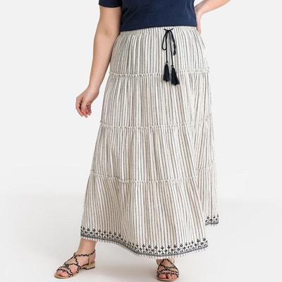 89e1bd27a55dd Jupe longue femme grande taille - Castaluna | La Redoute