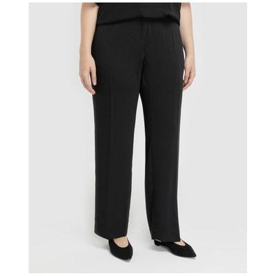 b3f0bb801c7 Pantalon habillé avec élastiques à la taille   Pantalon habillé avec  élastiques à la taille