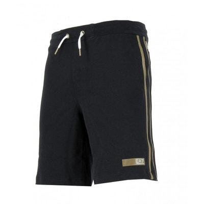 d45c9a9c4e59 Short Polyester Short Polyester EMPORIO ARMANI EA7. Soldes