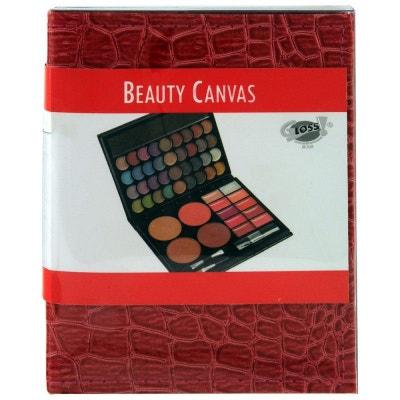 47f779b7b8e639 Coffret cadeau coffret maquillage palette de maquillage rouge - 51pcs Coffret  cadeau coffret maquillage palette de. GLOSS