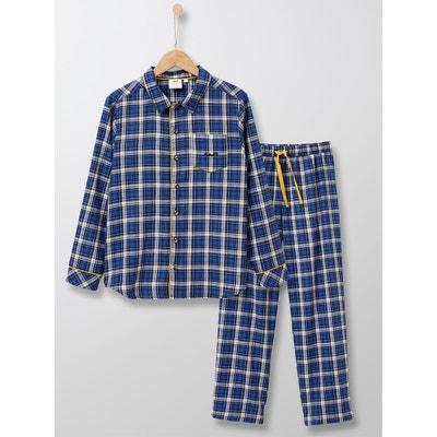 sélection premium f30f9 0ae74 Pyjama en flanelle | La Redoute
