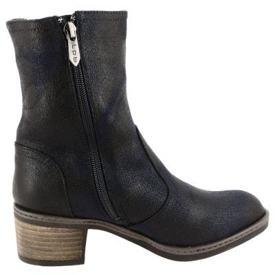 ca6c3a716ab0 bottines   boots simili cuir LPB SHOES