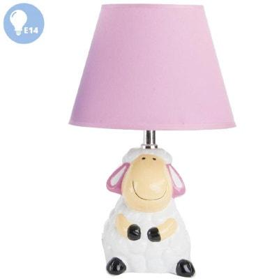 lampe de chevet united labels la redoute. Black Bedroom Furniture Sets. Home Design Ideas