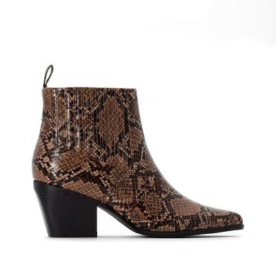 bonne réputation haut de gamme authentique check-out Boots, bottines femme | La Redoute
