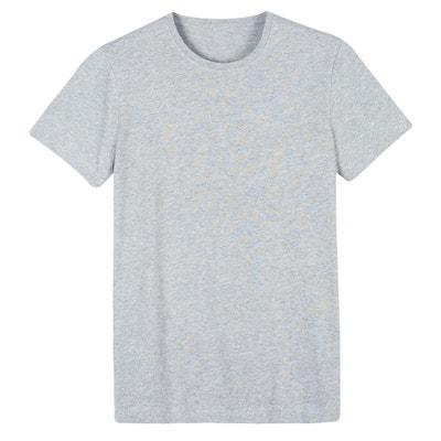 Tee shirt THEO col rond en coton Tee shirt THEO col rond en coton LA REDOUTE 3a35c5e4e42