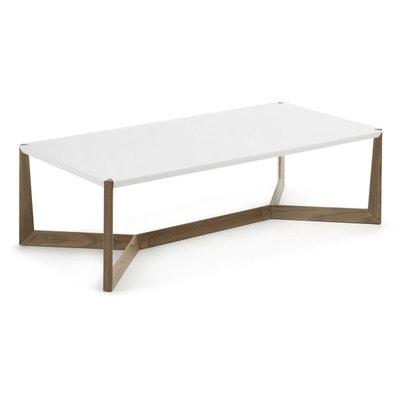 Table Basse Bois Gris La Redoute