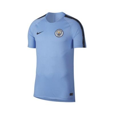 official photos 01418 0066f Maillot Entraînement Manchester City Squad Bleu NIKE