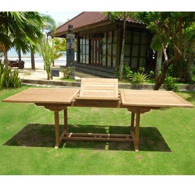 Table de jardin Wood en stock | La Redoute