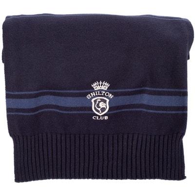 Echarpe Rayée Club Echarpe Rayée Club SHILTON. Soldes 443167e680b