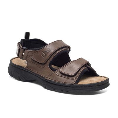 6e04e3a50dea53 Sandales en cuir REQUIN Sandales en cuir REQUIN TBS