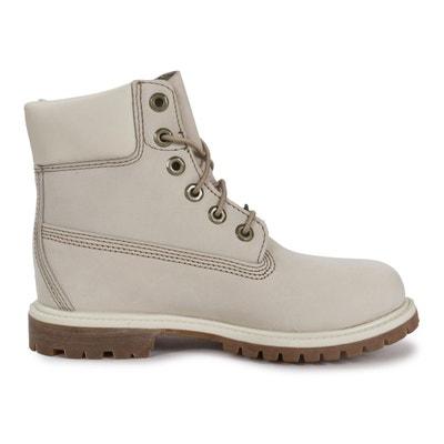 dfb85213f88 6-inch Premium Wp Boot Junior Rouge 6-inch Premium Wp Boot Junior Rouge.  TIMBERLAND
