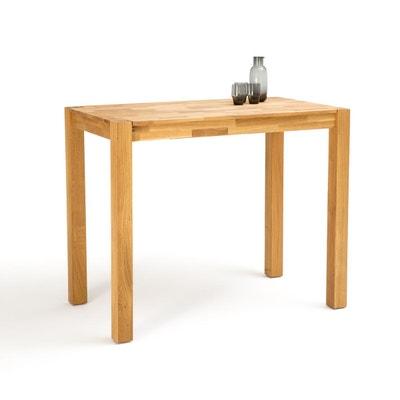 Table à manger chêne massif 612 couverts, adelita chêne La