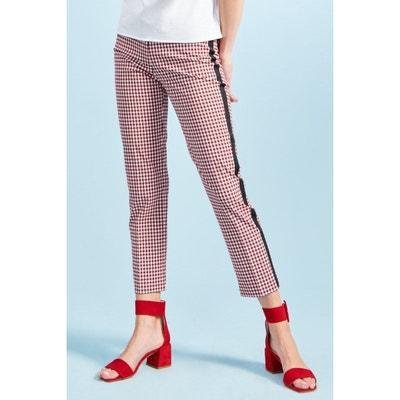3ab351cab7d Pantalon à carreaux ABNOBA Pantalon à carreaux ABNOBA COP.