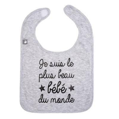 fait main et en France Bavoir personnalis/é pour b/éb/é fille ou gar/çon personnalisable avec pr/énom bavoir naissance /à 24 mois