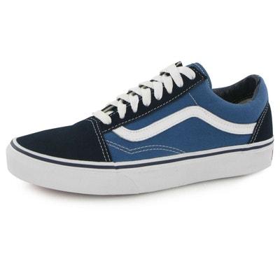 vans old skool femme bleu