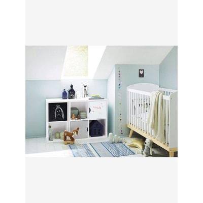 Chambre enfant - Lit, commode, bureau, armoire enfant Vertbaudet ...