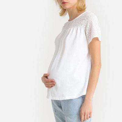 1cc548b7d66b00 Tee-shirt grossesse, chemise femme enceinte | La Redoute