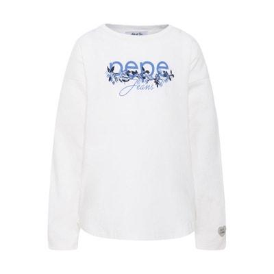 599b1c5200887 Tee shirt manche longue fille - Vêtements enfant 3-16 ans