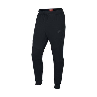 6dc8c1ee3d7 Pantalon de survêtement Nike Tech Fleece - 805162-010 Pantalon de  survêtement Nike Tech Fleece