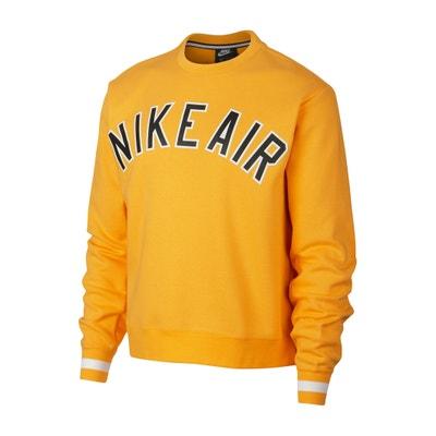 2aa2c5cae2c37 Sweat com fecho e capuz, em moletão, Nike Heritage. 74.99 € -30%. 52.49 € ·  Sweat com motivo de gola redonda, Nike Air Sweat com motivo de gola redonda,