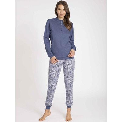 sélectionner pour véritable chaussures authentiques mieux Pyjama femme CALIDA   La Redoute