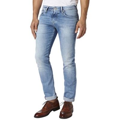 d4f0a839e4 Hatch Slim Fit Stretch Jeans PEPE JEANS
