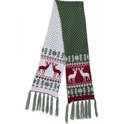 Echarpe Noel Christmas Scarf Echarpe Noel Christmas Scarf URBAN CLASSICS 65d497181908